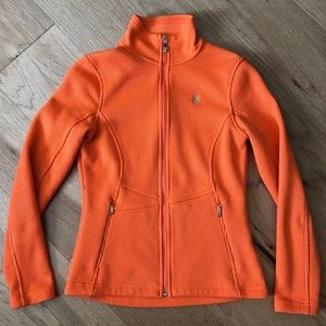 Spyder Endure Full-Zip Mid Weight Core Sweater